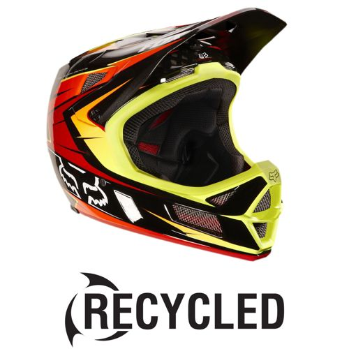 Picture of Fox Racing Rampage Pro Carbon Helmet - Ex Display 2014
