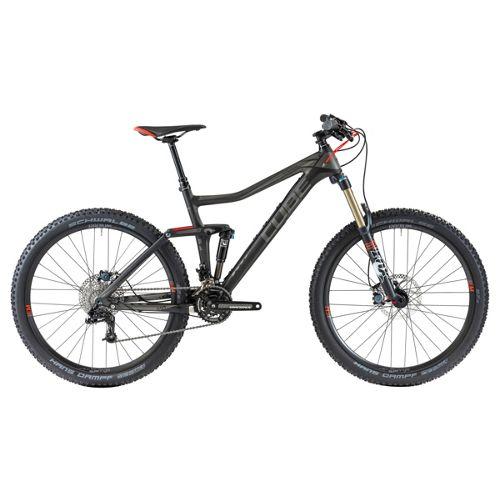 Picture of Cube Stereo 160 Super HPC Race MTB Bike 2014