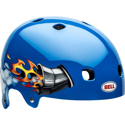 Picture of Bell Segment JNR Graphics Helmet 2015