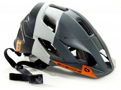 661 Evo AM TRES Helmet - Grey 2015