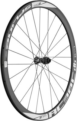 DT Swiss RC 38 Spline Clincher Disc Front..