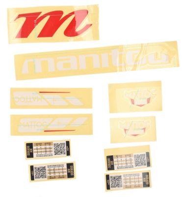 Manitou Mattoc Decal Kit 2015