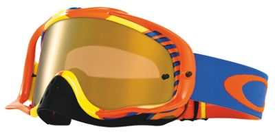 Oakley Crowbar Goggles - Iridium Lens