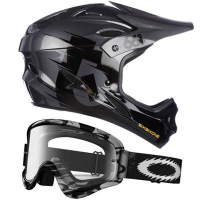 661 Comp Helmet & Goggle Bundle