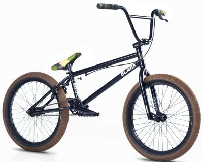 Blank Ammo BMX Bike 2016