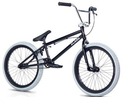 Blank Tyro BMX Bike 2016