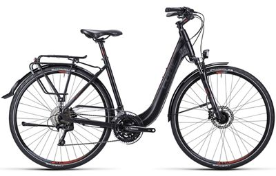 Cube Touring SL Easy Entry City Bike 2015