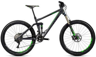 Cube Stereo 160 HPA SL Suspension Bike 2016