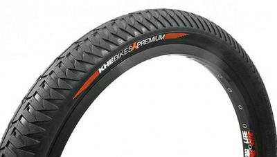 KHE Premium Mac 2+ Dirt BMX Tyre