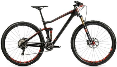 Cube Stereo 120 HPC SL 29 Suspension Bike..