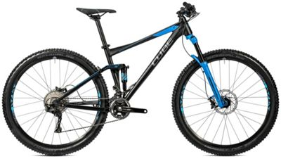 Cube Stereo 120 HPA Race 29 Suspension Bi..