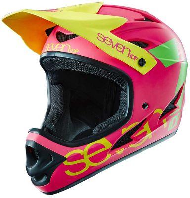 7 iDP M1 Helmet - Neon Pink Ltd Edition