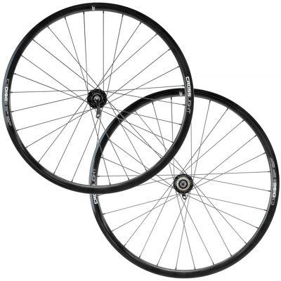 Kinesis Crosslight Tubular Disc CX Wheels..