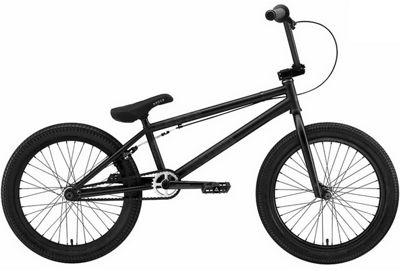Amber Phero BMX BIke