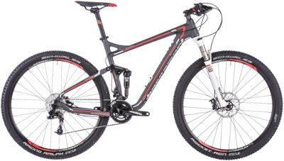 Bergamont Fastlane 7.4 Suspension Bike 2014