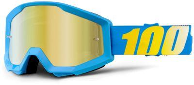100 Strata Youth Goggles - Mirror