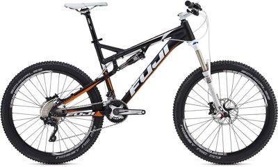 Fuji Reveal 29 1.3 Suspension Bike 2014