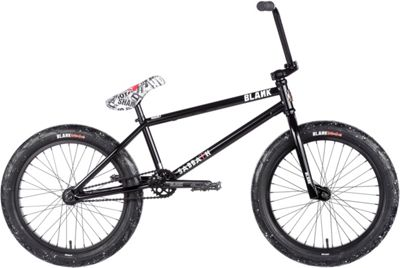 Blank Sabbath BMX Bike 2017
