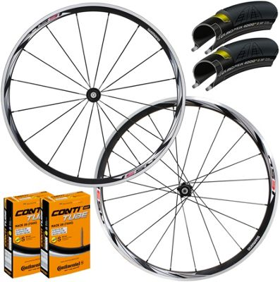 Shimano RS31 Road Wheelset Tyre & Tube Bu..
