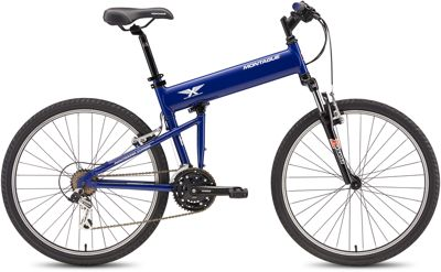 Montague Paratrooper Express Folding Bike..