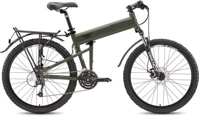 Montague Paratrooper Folding Bike 2016