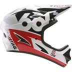 661 Comp Helmet - Black-Red 2017