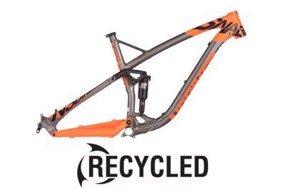 NS Bikes Snabb T1 Sus Frame - Cosmetic Da..