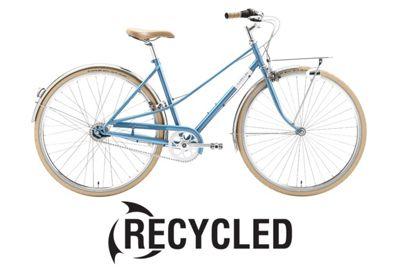 Creme CafeRacer Solo Lady 3Sp Bike- Ex Di..