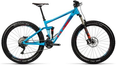 Cube Stereo 150 HPA SL Suspension Bike 2016