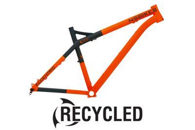 NS Bikes Eccentric ALU Frame - Cosmetic D..