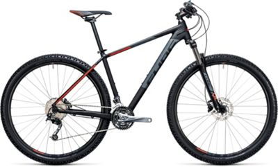 Cube Aim SL 29 Hardtail Mountain Bike 2017