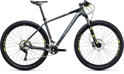 Cube Reaction GTC Pro 29 Hardtail Bike 2017