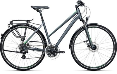 Cube Touring Pro Trapeze City Bike 2017