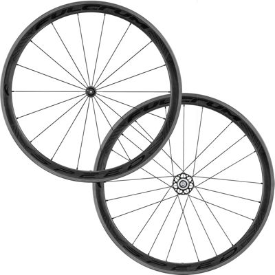 Fulcrum Speed Carbon Clincher Road Wheels..