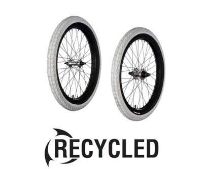 Blank Icon BMX Wheelset - Ex Display