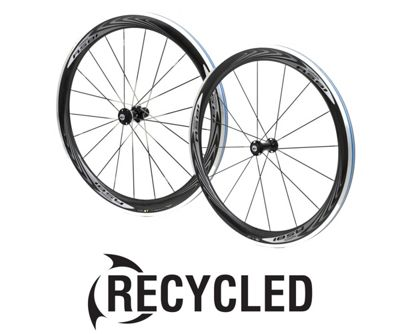 Shimano RS81 C50 Carbon Rd Wheelset - Ex ..