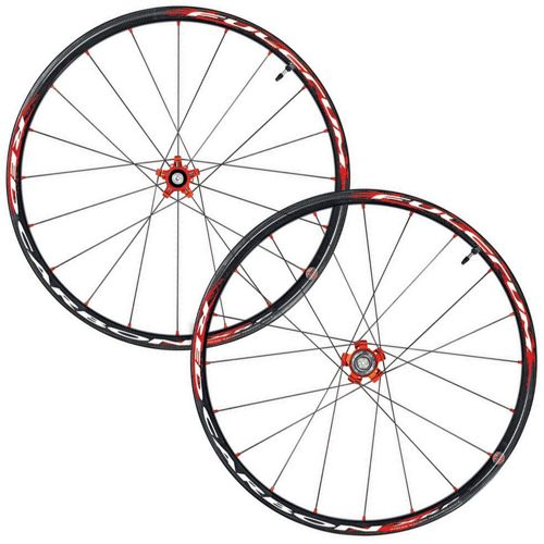 Picture of Fulcrum Red Carbon XRP 6-Bolt MTB Wheelset 2014