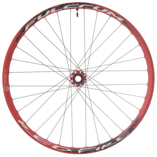 Picture of Fulcrum Red Fire Disc 6-Bolt MTB Wheelset 2014