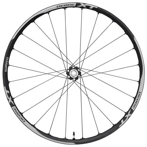 Picture of Shimano XT M788 MTB Disc Front Wheel