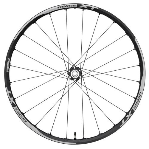 Picture of Shimano XT M785 MTB Disc Front Wheel