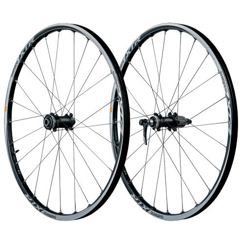 Picture of Shimano XTR M985 Race MTB Disc Wheelset