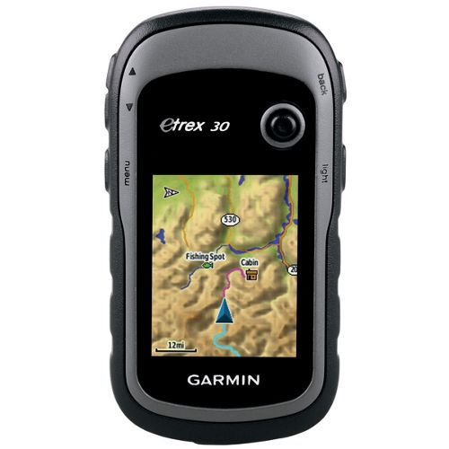Picture of Garmin eTrex 30 Handheld GPS Unit