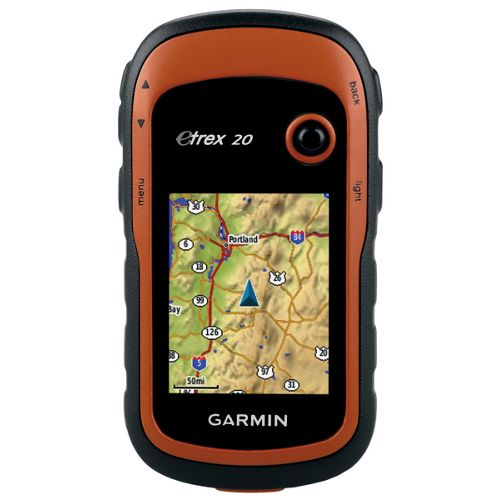 Picture of Garmin eTrex 20 Handheld GPS Unit