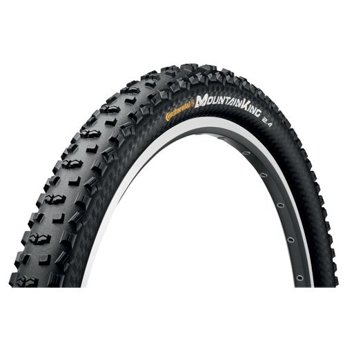 Picture of Continental Mountain King II MTB Tyre - UST Tubeless