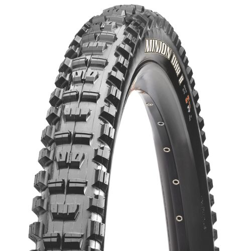 Picture of Maxxis Minion DHR II Rear Tyre - Dual Ply