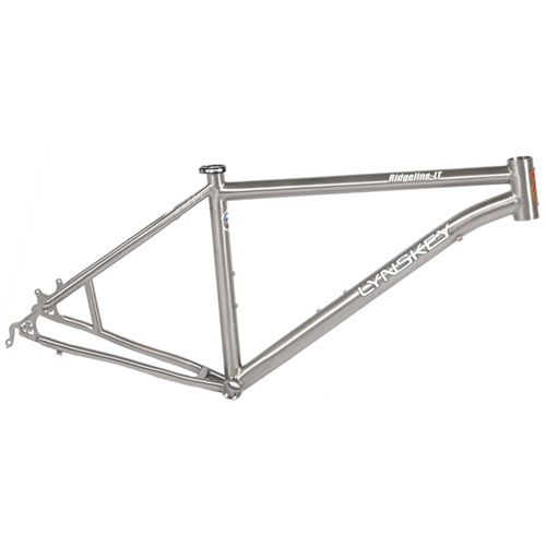 Picture of Lynskey Ridgeline 26LT Ti Frame - Ind Mill 2013