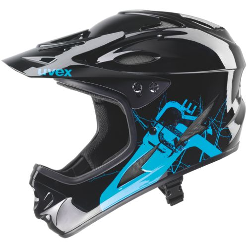 Picture of Uvex hlmt 9 Full Face Helmet 2014