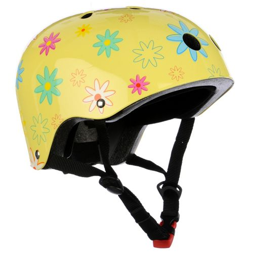 Picture of Kiddimoto Flower Helmet