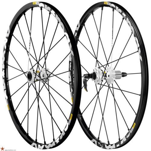 Picture of Mavic Crossmax ST Disc MTB Wheelset 2014