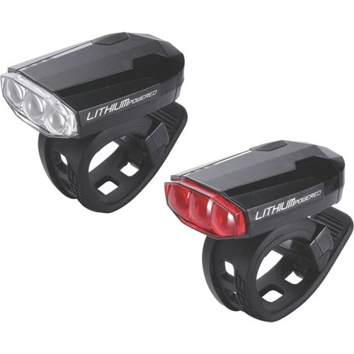 Picture of BBB SparkCombo Front & Rear Light Set BLS48
